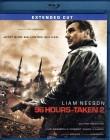 96 HOURS - TAKEN 2 Blu-ray - Liam Neeson Action Thriller