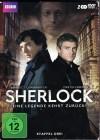 SHERLOCK Staffel 3 2xDVD Benedict Cumberbatch Martin Freeman