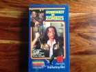 Grossangriff der Zombies, VHS