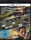 THE GOOD, THE BAD AND THE DEAD Blu-ray 3D Dolph Lundgren