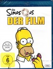 DIE SIMPSONS Der Film - Blu-ray Animation Hit gelbe Familie