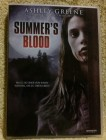 Summer`s Blood Dvd (V3) Ashley Greene