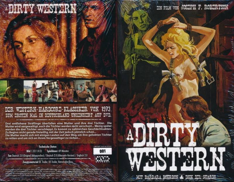 A DIRTY WESTERN [ NSM LIMITED HARTBOX 1 von 66 ] NEU ab 1 €