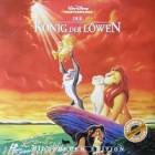 Der König Der Löwen PAL Deutsch 84 min Disney (Laser disc)