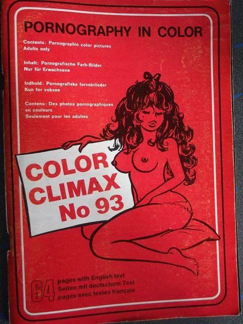 Color Climax Nr.93************mit Album******************