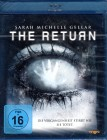 THE RETURN Blu-ray - Sarah Michelle Gellar Mystery Horror