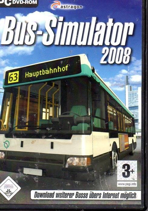 Bus-Similator 2008 (20481)