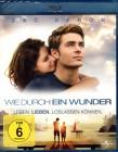 WIE DURCH EIN WUNDER Blu-ray - Zac Efron Kim Basinger
