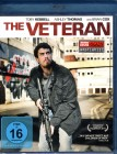 THE VETERAN Blu-ray - super Briten Action Thriller