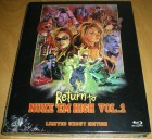 Return To Nuke`Em High Vol. 1 kleine Hartbox Blu-ray Neu OVP