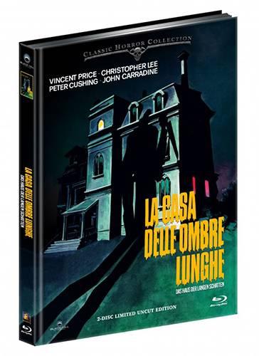 Das Haus der langen Schatten (Mediabook) NEU ab 1€
