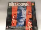Breakdown Deutsch PAL 90min (Laser disc)