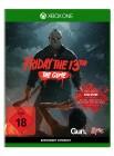 XBOX ONE Friday the 13th incl DLC(95225753253 Vitkomm, NEU)