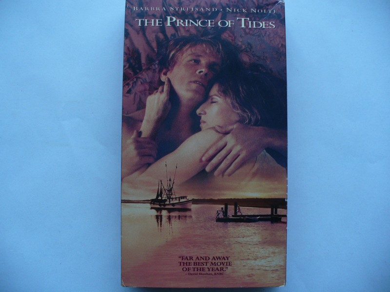 The Prince of Tides ... Barbra Streisand  ... engl. VHS !!!