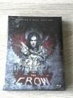 THE CROW - 3 DISC LIM.MEDIABOOK BD+DVD+SOUNDTRACK  UNCUT