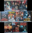 John Woo - Blu Ray Mediabook Sammlung / Paket