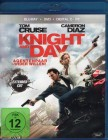 KNIGHT AND DAY Blu-ray - Tom Cruise Cameron Diaz Action Fun