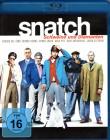 SNATCH Schweine und Diamanten -Blu-ray Guy Ritchie Brad Pitt