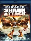 2-HEADED SHARK ATTACK Blu-ray - Fisch Horror Trash