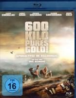 600 KILO PURES GOLD Blu-ray - klasse Abenteuer Thriller