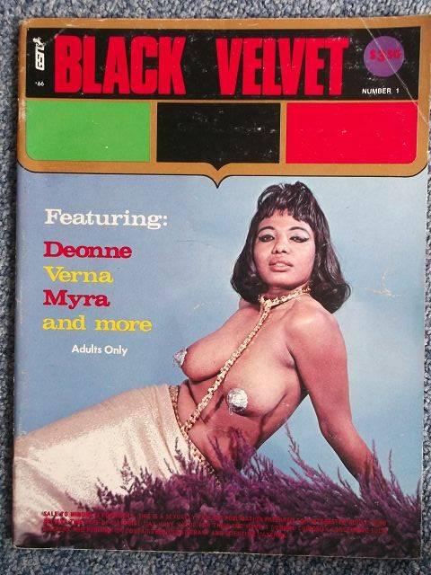Black Velvet Vol.1 von ende 60-anfang 70er Jahre***********
