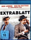EXTRABLATT Blu-ray - Jack Lemmon Walter Matthau Klassiker