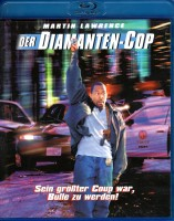 DER DIAMANTEN-COP Blu-ray - Martin Lawrence Action Spass