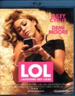 LOL Laughing Out Loud - Blu-ray Miley Cyrus Demi Moore