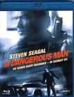 A DANGEROUS MAN Blu-ray - Steven Seagal Top Action Thriller