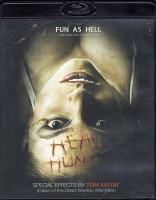 HEADHUNT Blu-ray - harter Killer Slasher Horror