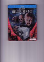 Hellraiser 1-3 Blu-Ray Steelbook