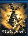 JEEPERS CREEPERS Blu-ray - super Monster Mystery Horror