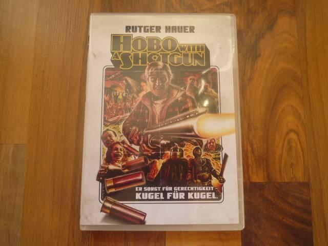 Hobo with a Shotgun - FULL UNCUT - auf Deutsch!