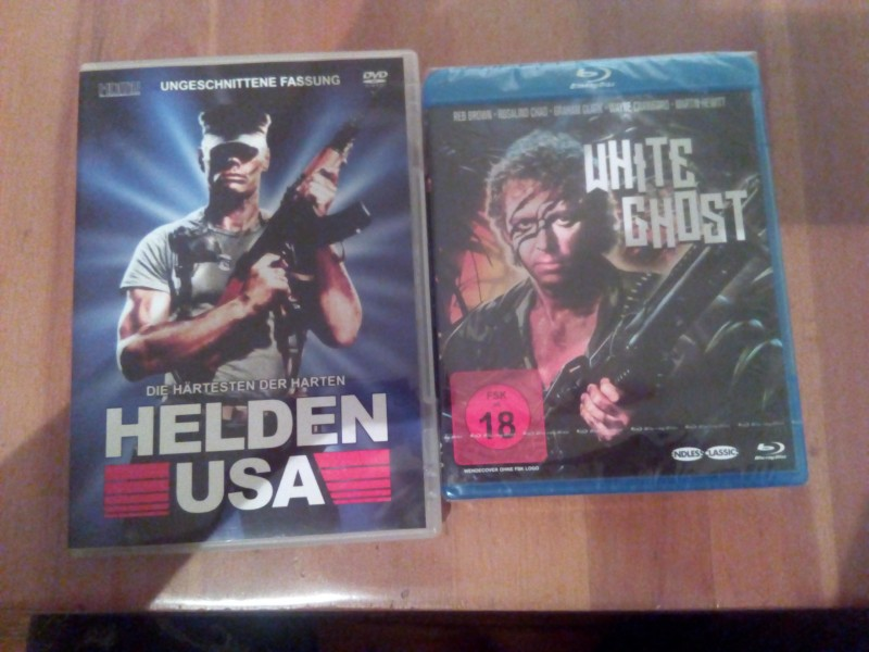 Helden USA , white ghost