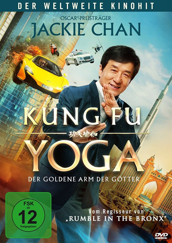 Kung Fu Yoga ( Jackie Chan ) ( Neu 2017 )
