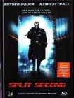 Split Second (uncut) Mediabook Blu-ray Lim #800/999 A