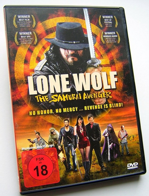 Lone Wolf - The Samurai Avenger