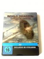 WORLD INVASION: BATTLE LOS ANGELES - LIM. BD STEELB. UNCUT