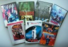 """HONGKONG ACTION-GIRLS"" Sammlung 7 DVDs"
