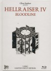 Hellraiser 4 - Bloodline -White Mediabook (84 Entert.) NEU