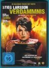 Stieg Larsson - Verdammnis DVD Noomi Rapace fast NEUWERTIG