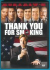 Thank You For Smoking DVD Aaron Eckhart fast NEUWERTIG