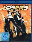 THE LOSERS Blu-ray - Zoe Saldana Anti-Helden Action