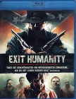 EXIT HUMANITY Blu-ray - guter History Zombies Horror