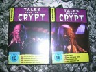 TALES FROM THE CRYPT DVD 1 + TALES FROM THE CRYPT DVD 2 NEU