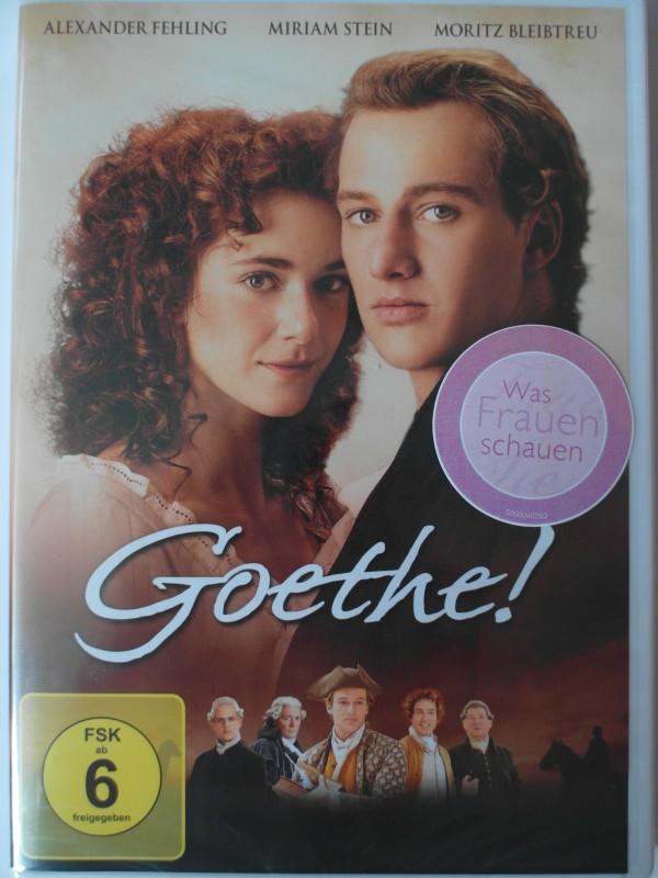 Goethe ... in Love - Hübchen, Bleibtreu, Fehling, Stölzl