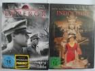 Emperor + Indochine - Krieg Drama Sammlung Paket Konvolut