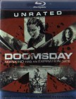 Doomsday Unrated Blu Ray
