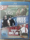 World´s End Hot Fuzz Shaun of the Dead CORNETTO OVP