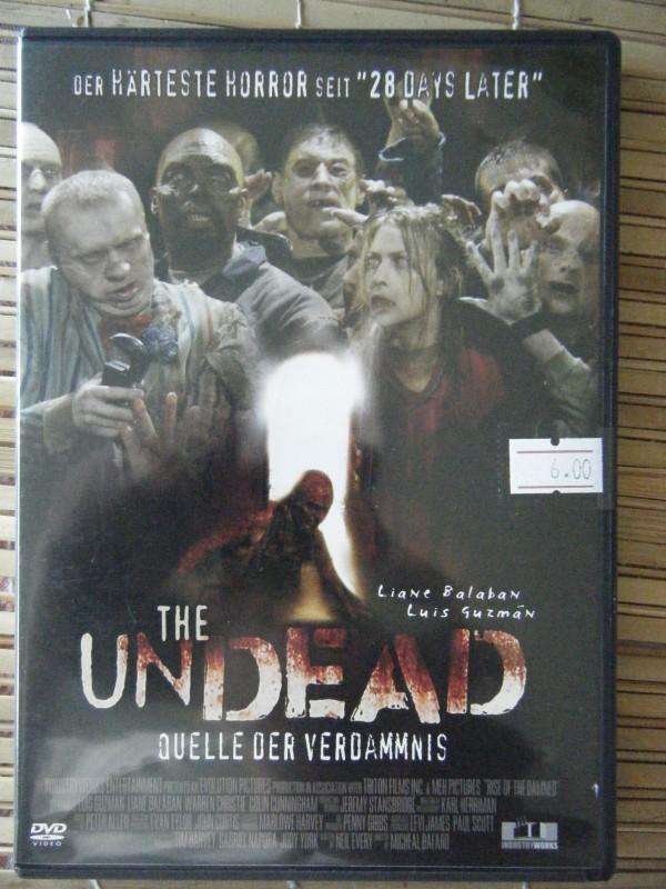 The Undead - Quelle der Verdammnis DVD FSK18
